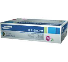 Samsung CLP-510D2M/ELS, purpurový
