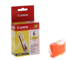 Canon BCI-6Y, žlutá - 4708A002