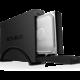 ICY BOX IB-366StU3+B 3,5'' HDD Case USB3.0, Black