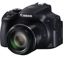 Canon PowerShot SX60 HS, černá - 9543B002