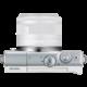 Canon EOS M100, tělo, bílá