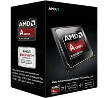 AMD A8-7650K Black Edition - AD765KXBJABOX