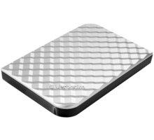 Verbatim Store'n'Go, USB 3.0 - 1,75TB, stříbrná - 53209