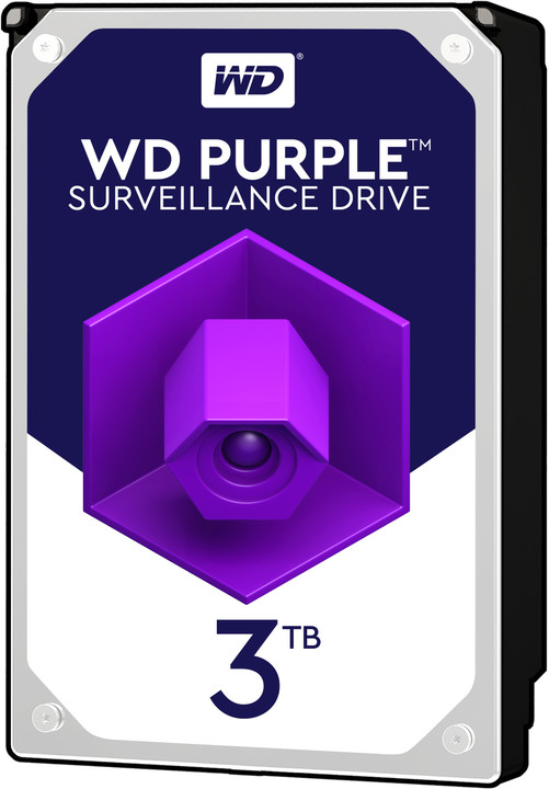 WD Purple (PURX) - 3TB