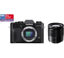 Fujifilm X-T10 + 16-50mm, černá - 16470697