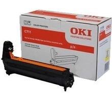 OKI 44035547 - bílá