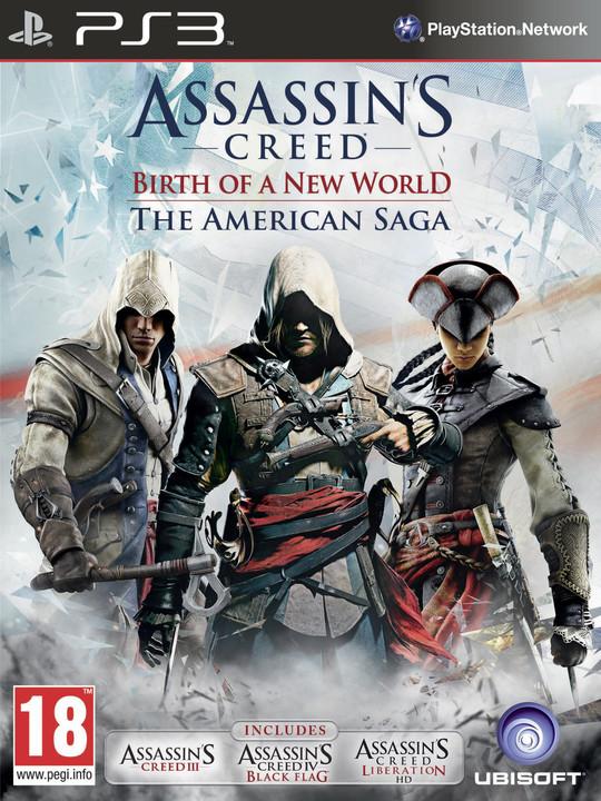 Assassin's Creed: American Saga - PS3