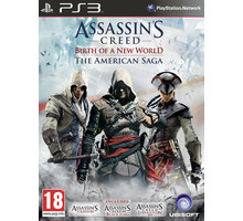 Assassin's Creed: American Saga - PS3 - 3307215802397