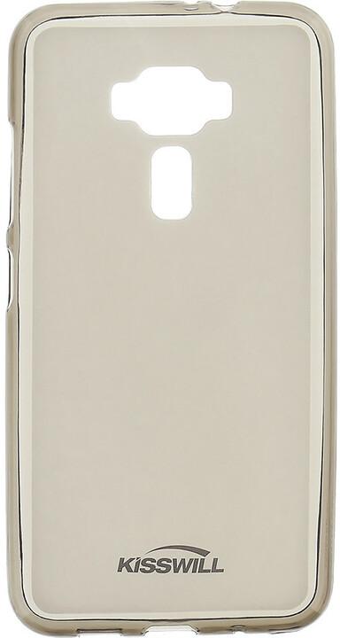 Kisswill TPU pouzdro pro Asus ZenFone 3 ZE520KL, černá