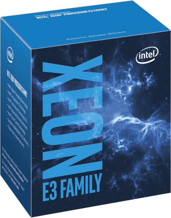 Intel Xeon E3-1270v5