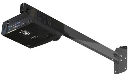 Optoma OWM855W - Montážní sada na zeď pro projektor, universální, (535 - 1350mm), bílá