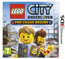 LEGO City Undercover: The Chase Begins (3DS) - NI3S430
