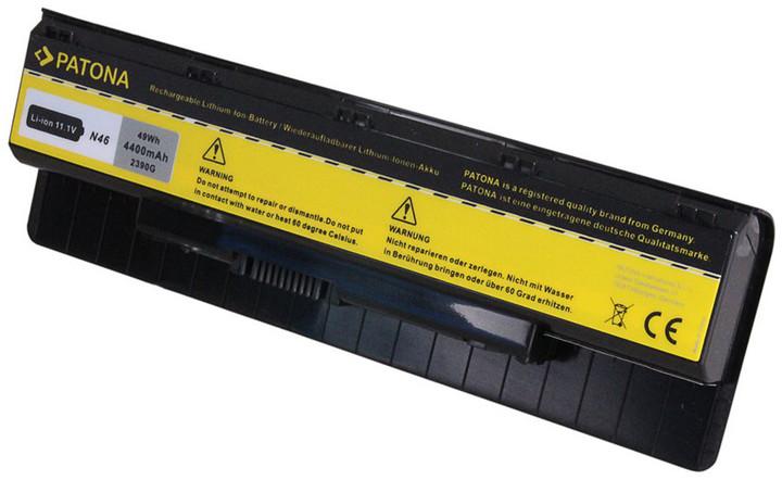 Patona baterie pro ntb ASUS A31-N56 4400mAh Li-Ion 11,1V