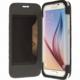 Krusell flipové pouzdro KIRUNA Flipcover pro Samsung Galaxy S6/S6 edge, černá