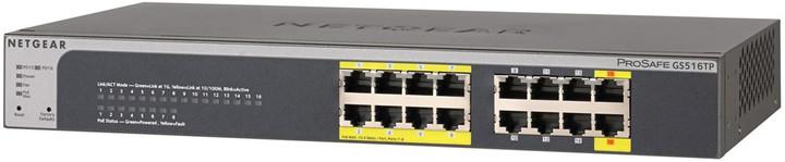 NETGEAR GS516TP ProSafe