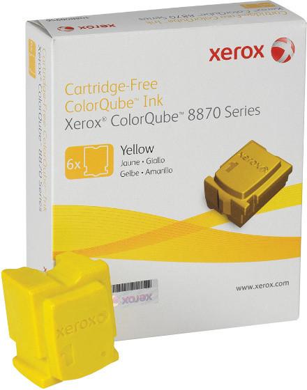 Xerox tuhý inkoust 108R00960, Yellow
