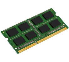 Kingston 8GB DDR3 1333 SODIMM CL 9 - KCP313SD8/8