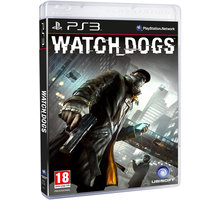 Watch Dogs - PS3 - USP32230