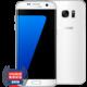 Samsung Galaxy S7 Edge - 32GB, bílá  + Samsung EF-NG935PS LED ViewCover Galaxy S7e,Silver (v ceně 889,-) + Cashback Samsung - získej 2500 Kč zpět