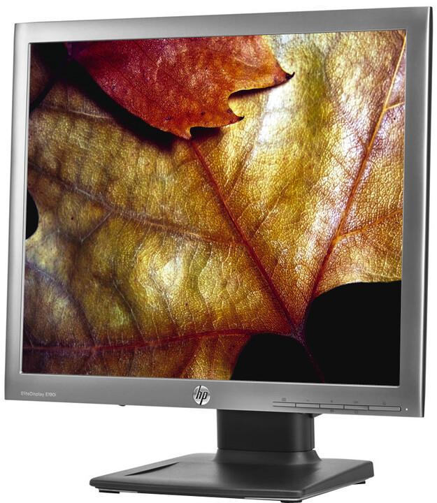 """HP E190i - LED monitor 19"""""""