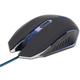 Gembird MUSG-001, černá/modrá