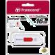 Transcend JetFlash 590W 16GB, bílá