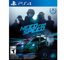 Need for Speed - PS4 - 5030944113738