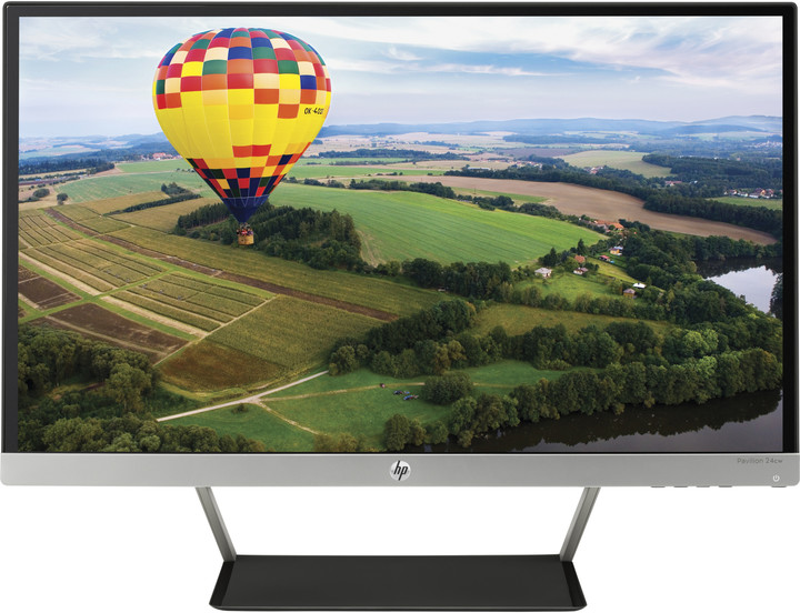 "HP 24cw - LED monitor 24"""