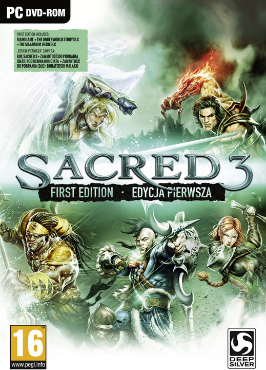 Sacred 3 - First Edition - PC