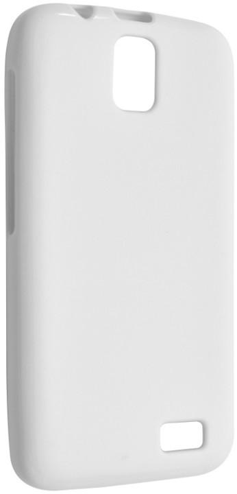 FIXED TPU gelové pouzdro pro Lenovo A328, bílá