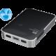 WD My Passport Wireless - 2TB, černá