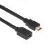 Club3D HDMI 1.4 MALE na HDMI prodlužovací kabel, 5m
