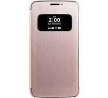 LG Folio S-View CFV-160 pouzdro pro LG G5, růžová - CFV-160.AGEUPK