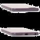 EPICO pružný plastový kryt pro iPhone 6 Plus/6S Plus BRIGHT - šedá