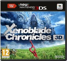 Xenoblade Chronicles (3DS) - 045496527716