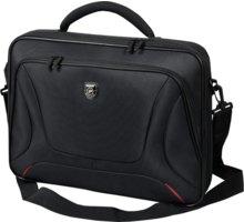 """Port COURCHEVEL CL taška na 15,6"""" notebook a 10,1"""" tablet, černá - 160512 + Zdarma RP0292 PORT CONNECT Naos, bezdrátová myš, černá (v ceně 259)"""