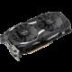 ASUS GeForce GTX 1050 Ti DC2 OC edition, 4GB GDDR5  + ASUS Rondo