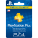 Playstation Plus Card - 90 dní