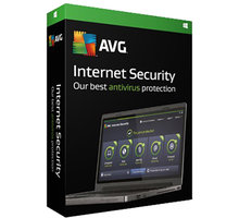 AVG Internet Security 2016, 1 licence (12 měs.) ESD - ISCEN12EXXS001