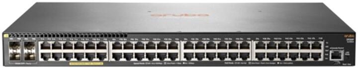 HP Aruba 2930F 48G PoE+ 4SFP+ T