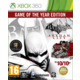 Batman: Arkham City - GOTY (Xbox 360)