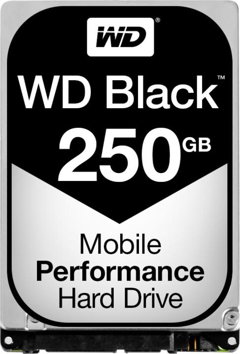 WD Black (LPLX) - 250GB