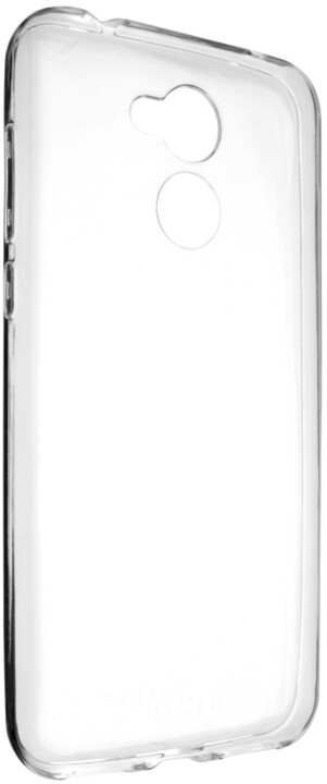 FIXED Skin ultratenké TPU gelové pouzdro pro Honor 6A, 0,5 mm, čiré