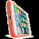 CellularLine Color průhledný zadní kryt pro Apple iPhone 7, růžová