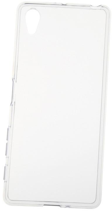 CELLY Gelskin TPU pouzdro pro Sony Xperia X, bezbarvé
