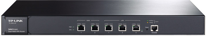 TP-Link TL-ER6120 Gigabit Dual-WAN VPN Router