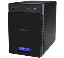 NETGEAR ReadyNAS 314 (bez HDD) - RN31400-100EUS