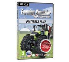 Farming Simulator: JZD moderní doby - Platinová edice - PC - PC - 8592720110296
