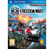 Freedom Wars (PS Vita) - PS719292289