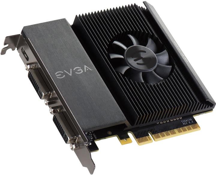 EVGA GT 710 active, 2GB